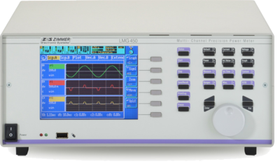 LMG450 - Power Analyzer