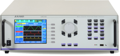 LMG500-4 - Power Analyzer