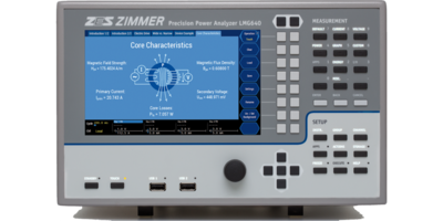 LMG640 - Channel Power Analyzer