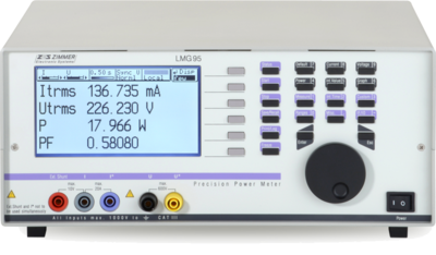 1 Phase Power Analyzer