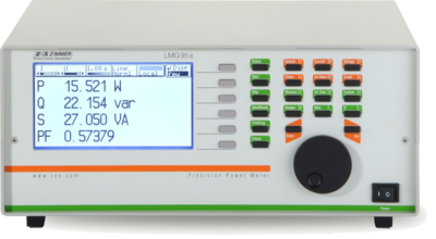 LMG95e - 1 Phase Power Analyzer