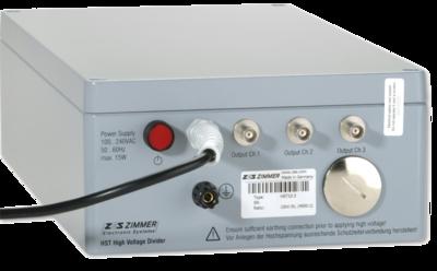 Precision Wideband High Voltage Divider